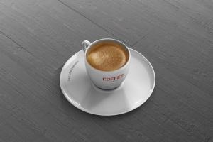 逼真咖啡杯马克杯样机模板 Coffee Cup Mockup插图14