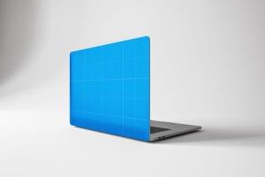 Macbook Pro笔记本A面图案设计样机 MacBook Pro Skin插图10