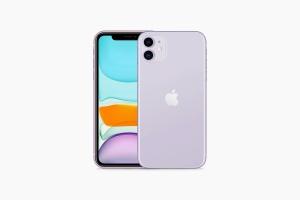 2019年新款iPhone 11苹果手机样机模板[6种配色] iPhone 11 Mockup插图2