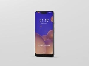 谷歌智能手机Pixel 3 XL屏幕预览样机模板 Smart Phone Mockup Pixel 3 XL插图10