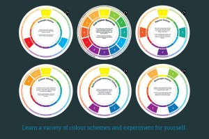 设计师专用色盘对色设计工具 Colour Theory Design Tool插图3