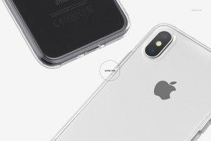 iPhone X样机展示模型mockups插图13