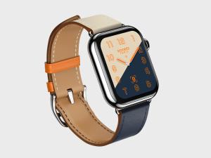 苹果第四代智能手表超级样机套装 Apple Watch 4 Mockups插图31