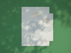 品牌VI设计系统办公用品印刷品套件样机 Stationary Mockup — Set 1插图13