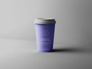 7个咖啡纸杯定制外观设计效果图样机模板 7 Coffee Cup Mockups插图8