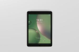 iPad平板电脑屏幕设备样机 Tablet Screen Mockup插图4