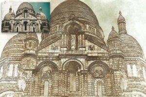 极具创造性的建筑素描PS图层样式下载[psd,jpg]插图5