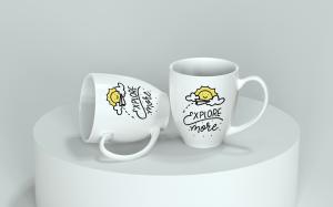 马克杯外观图案设计预览样机v2 Mug Mockup 2.0插图7