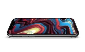 超高清分辨率iPhone Pro Max手机屏幕预览样机模板 Phone 11 Pro Layered PSD Mock-ups插图3