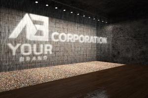 3D企业logo墙壁艺术样机模板 Corporate Logo Mockups V1插图2