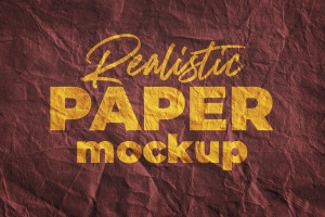 Logo设计印刷效果图纸张样机模板v1 SGM – Paper Logo Mockup.01插图2