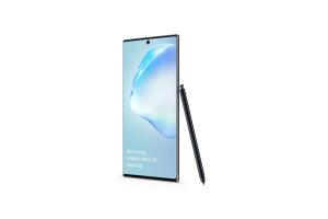 三星Galaxy Note 10手机样机模板 Samsung Galaxy Note 10 Mockup 1.0插图6