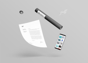 企业品牌VI视觉设计展示办公用品样机套件PSD模板 Stationery Branding & Identity Mockup – PSD插图8