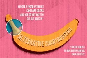 朋克文化DIY印刷品和GIG海报PS图层样式合集 Alternative Printmaker插图3