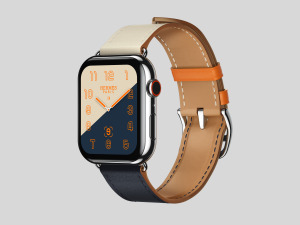 苹果第四代智能手表超级样机套装 Apple Watch 4 Mockups插图19