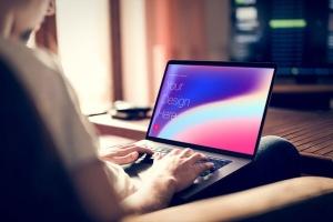 高雅干净利落笔记本电脑MacBook Pro样机 Elegant & Clean Macbook Pro Mockups插图5
