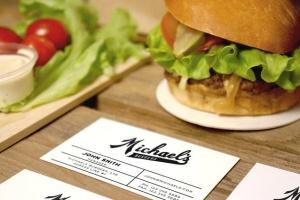 汉堡咖啡品牌样机模板 Burger Cafe Mockup插图5