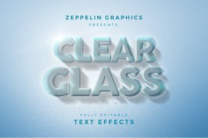 3D立体文本图层样式 3D Text Effects Vol.4插图5