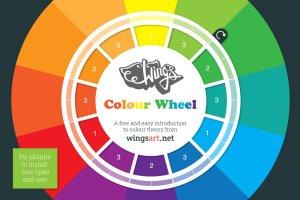设计师专用色盘对色设计工具 Colour Theory Design Tool插图1