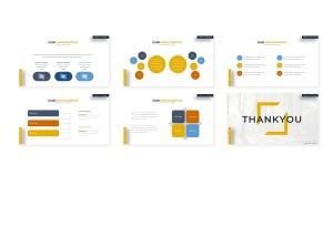 绿色大自然主题Keynote幻灯片模板素材 Greenlife – Keynote Template插图4
