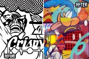 POP波普艺术Procreate笔刷套装 POP ART BRUSHES KIT插图5