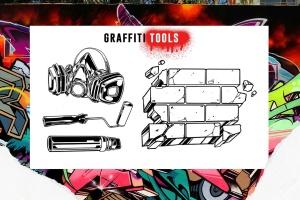 涂鸦艺术创造Procreate笔刷工具包插图4
