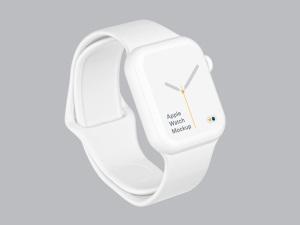 苹果第四代智能手表超级样机套装 Apple Watch 4 Mockups插图35