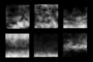100个烟雾水雾效果PS印章画笔笔刷 100 Fog Photoshop Stamp Brushes插图(3)