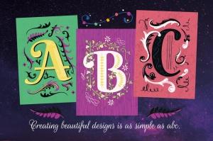 梦幻童话手绘矢量插画素材包 Fairy Tale Illustration Bundle插图4
