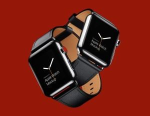 超级主流桌面&移动设备样机系列:Apple Watch 智能手表样机 [兼容PS,Sketch;共2.92GB]插图3