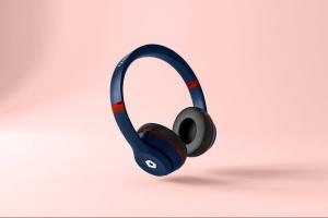 高品质头戴运动音乐耳机样机模板 Headphones Mockup插图6