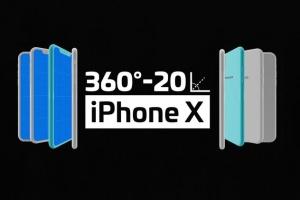 极简主义 iPhone X 样机模板 Minimal iPhone Mockup插图2