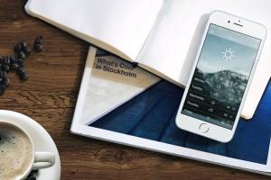 逼真苹果设备样机合集 Photo realistic iPhone Mock-up插图13