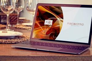 实景MacBook笔记本屏幕演示效果样机01 Macbook Mockup 01插图1