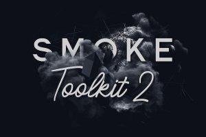 烟雾萦绕视觉特效PS素材大礼包[3.03GB] Smoke Toolkit 2插图18