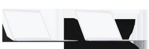 MacBook高端笔记本屏幕演示左前视图样机 Clay MacBook Mockup, Front Left View插图3