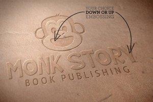 真实场景 Logo 标志展示样机模板合集 Realistic Logo Mockups Volume 1插图2