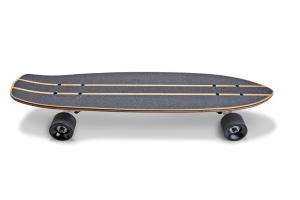 滑板顶部设计正面预览图样机02 Skate_Board-02_Mockup插图8
