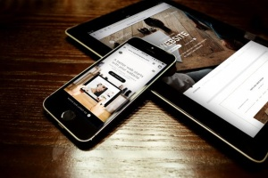 响应式网站设计多设备样机合集 Lifestyle Responsive iPhone Mock-Up插图13