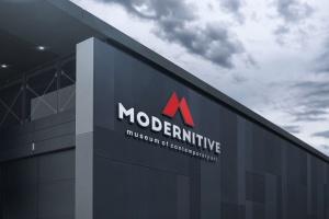 高品质的公司企业3D立体logo标志样机展示模型mockups插图5
