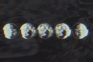 复古老电视失真信号故障PS字体样式Vol.II Photoshop Glitch Text Effects Vol. II插图9