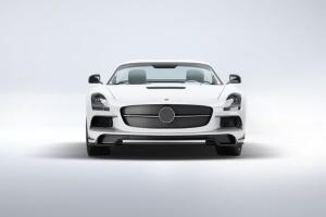 超级豪华跑车梅赛德斯SLS AMG样机模板 Supercar Mercedes SLS AMG Mock-Up插图11