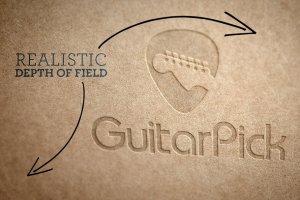 真实场景 Logo 标志展示样机模板合集 Realistic Logo Mockups Volume 1插图3
