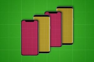 Android & iOS 客户端UI设计演示样机 Android & iOS Mockup插图11