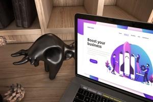 真实场景Macbook笔记本网页UI设计展示样机v1 MacBook Pro V.1插图3
