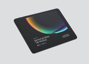超级主流桌面&移动设备样机系列:Samsung Galaxy Tab  三星智能平板样机 [兼容PS,Sketch;共3.77GB]插图11