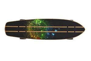 滑板底部设计预览图样机03 Skate_Board-03_Mockup插图6