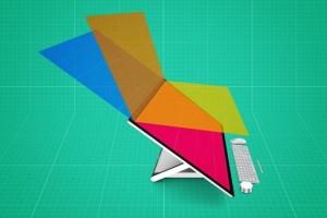 微软一体机电脑样机模板 Surface Studio Mockup V.2插图15