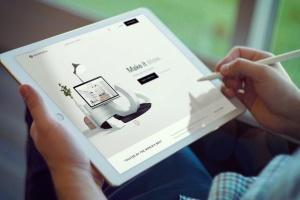 平板电脑iPad Pro样机v4 iPad Pro Mockups v4插图6