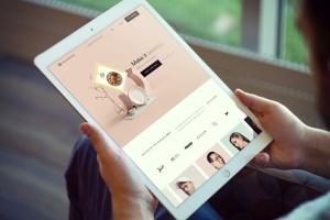平板电脑iPad Pro样机v4 iPad Pro Mockups v4插图5